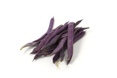fasole purpurowe Zdjęcie Stock