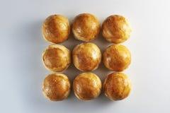 Fasolek Szparagowych ciastka zdjęcie royalty free