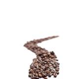 fasoli cofee droga Obrazy Stock