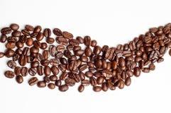 fasoli cofee droga Obraz Royalty Free