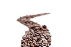 fasoli cofee droga Fotografia Stock