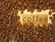 fasoli coffe Zdjęcia Royalty Free