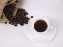 fasoli coffe kawa Fotografia Stock