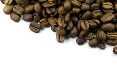 fasoli kawę zdjęcia royalty free