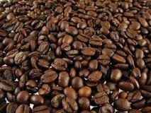 fasoli kawę Obrazy Royalty Free