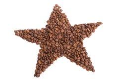 fasoli kawa robić gra główna rolę Obrazy Stock