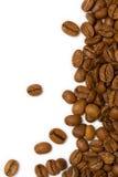 fasoli kawy rama Obrazy Royalty Free
