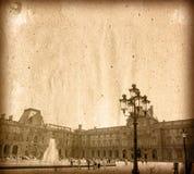 fasonujący France stary Paris fotografia stock