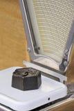 fasonuję maszynowy stary target57_0_ Fotografia Stock