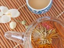 fasonująca stara herbata Zdjęcia Royalty Free