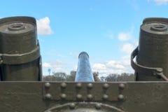 Fass Artilleriewaffen Lizenzfreie Stockfotos