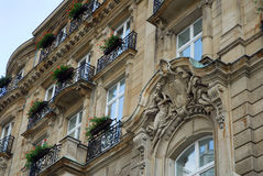 Fassade 2 Lizenzfreie Stockfotografie