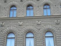 Fassade. Stockfoto