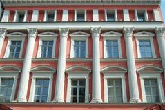 Fassade Lizenzfreies Stockfoto
