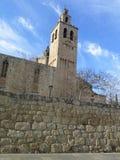Fassade der Kirche Lizenzfreie Stockfotos