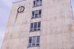 Fassade des Gaggenau-Rathauses, Deutschland stockfoto