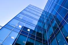 Fassade des modernen Gebäudes Lizenzfreies Stockfoto