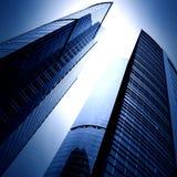 Fassade des modernen Gebäudes Lizenzfreie Stockfotos