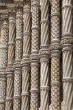 Fassade des nationalen Geschichten-Museums, London Stockfoto