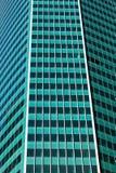 Fassade des neuen Turmgebäudes Lizenzfreie Stockfotos