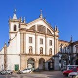 Fassade des S Bento-Kloster Stockfoto