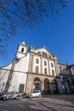 Fassade des S Bento-Kloster in Santo Tirso Stockfotos