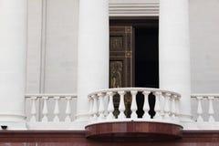 Fassade des Tempels Lizenzfreie Stockfotografie