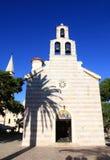 Fassade einer Kirche Stockfoto