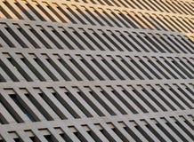 Fassade eines Bürohauses Lizenzfreie Stockbilder