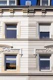Fassade eines historischen Gebäudes Lizenzfreies Stockbild