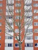 Fassade eines modernen Gebäudes Stockfotografie