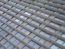 Fassade eines modernen Gebäudes lizenzfreie stockfotografie