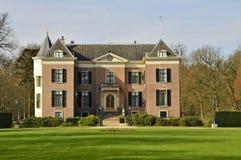 Fassade Huis Doorn Lizenzfreies Stockfoto