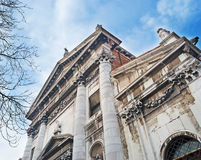 Fassade Sans Vidal Stockfoto
