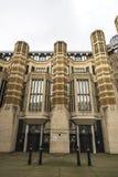 Fassade von Richmond House in London, Vereinigtes Königreich stockbilder