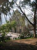 Fassade von Str. Pauls Stockfotos
