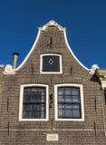 Fassaden-altes Haus Blokzijl Lizenzfreie Stockbilder