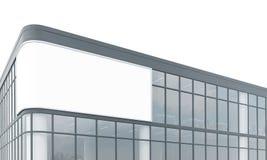 Fassadenwerbung Stockbilder