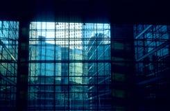 Fassadeschichten Lizenzfreies Stockfoto
