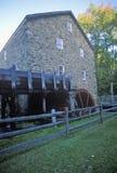 Fassbinder Mill in Chester, NJ lizenzfreies stockbild