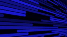 Fast blue light flow loop background