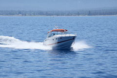 Free Fast Boat Royalty Free Stock Photography - 32219087