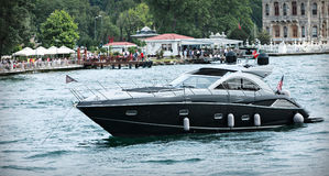 Fast boat Stock Image