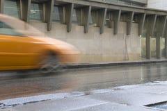Fast car Stock Image