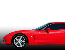 Fast Car Collection Stock Photos