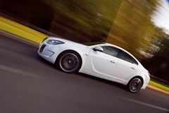 Fast car. Stock Photography