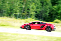 Fast Car Royalty Free Stock Photography