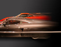 Fast Cars Royalty Free Stock Images