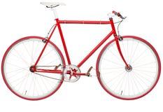 Fast cykel arkivbilder