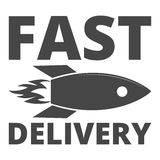 We Emphasize on a Speedy Delivery